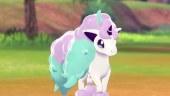 Pokémon Espada y Escudo presenta al Ponyta de Galar