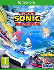 Carátula de Team Sonic Racing - Xbox One