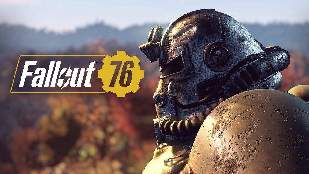 Fallout 76 no será free-to-play — Bethesda