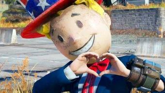 Fallout 76 también se pondrá romántico con los aliados de la expansión Wastelanders