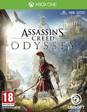 Carátula de Assassin's Creed: Odyssey - Xbox One