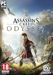 Carátula de Assassin's Creed: Odyssey - PC