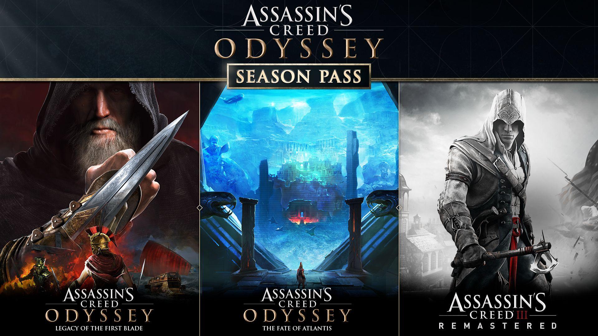 Desvelados los planes postlanzamiento de Assassin's Creed Odyssey