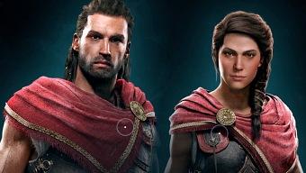 Asassin's Creed: Odyssey. Comparan los diálogos de los héroes