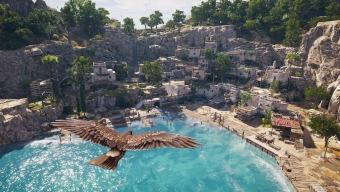 Ubisoft ofrece gratis el Discovery Tour de Assassin's Creed Origins y Assassin's Creed Odyssey