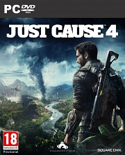 Carátula de Just Cause 4 - PC