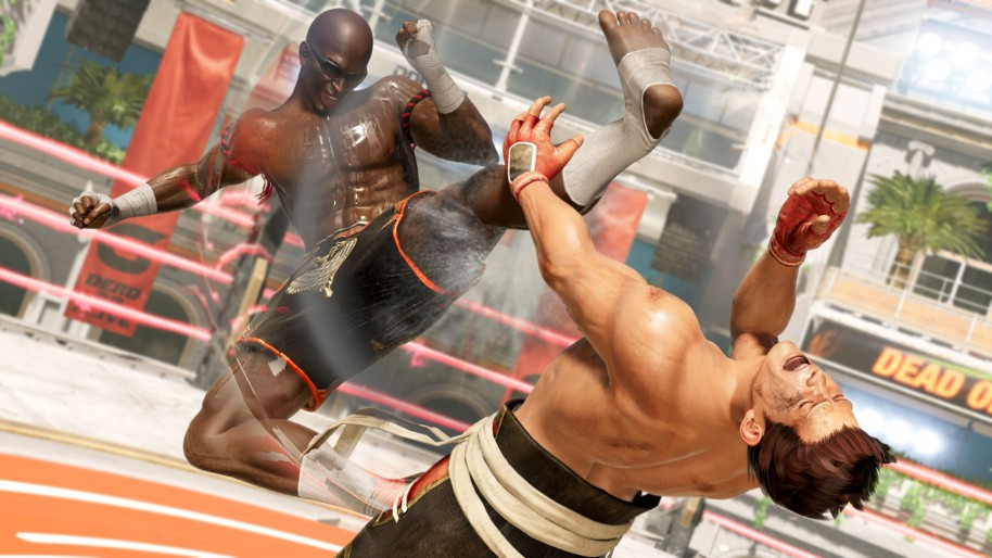 Dead or Alive 6: Dead or Alive 6, las peleas más calientes y emocionantes del Team Ninja