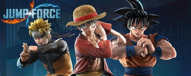 Son Goku, Luffy y Naruto cara a cara en el análisis de Jump Force