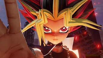 Yugi, de la serie Yu-Gi-Oh!, se une a la lucha de Jump Force