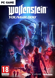 Carátula de Wolfenstein: Youngblood - PC