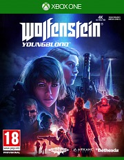 Carátula de Wolfenstein: Youngblood - Xbox One