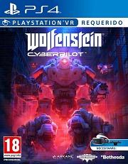 Carátula de Wolfenstein: Cyberpilot - PS4