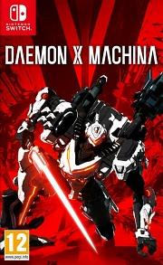 Carátula de Daemon X Machina - Nintendo Switch