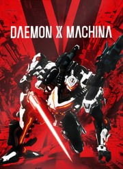 Carátula de Daemon X Machina - PC