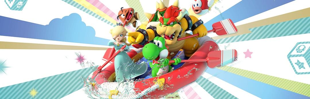 Análisis Super Mario Party