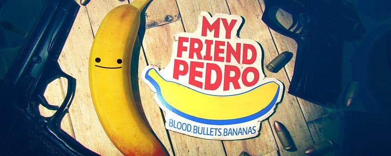 My Friend Pedro, acción a lo Matrix y una banana parlante