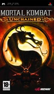 Carátula de Mortal Kombat: Unchained - PSP