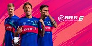 Carátula de FIFA 19: Ultimate Team - PS4