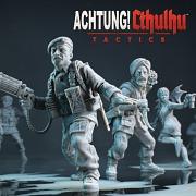 Carátula de Achtung! Cthulhu Tactics - Nintendo Switch