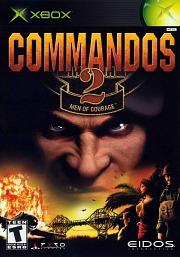 Carátula de Commandos 2 - XBOX