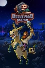 Carátula de Graveyard Keeper - Mac