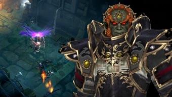 Ganon lucha en Diablo 3 para Switch