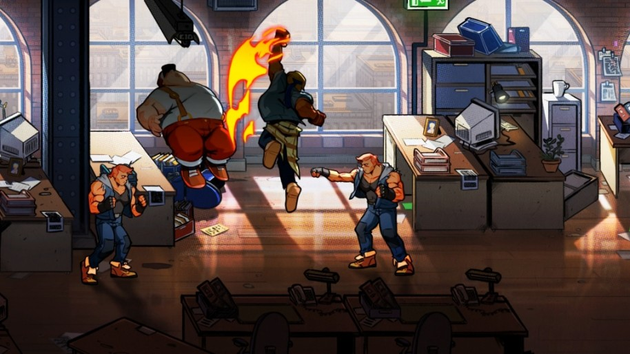 Streets of Rage 4 PC