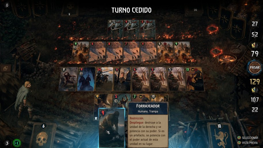 Thronebreaker The Witcher Tales análisis