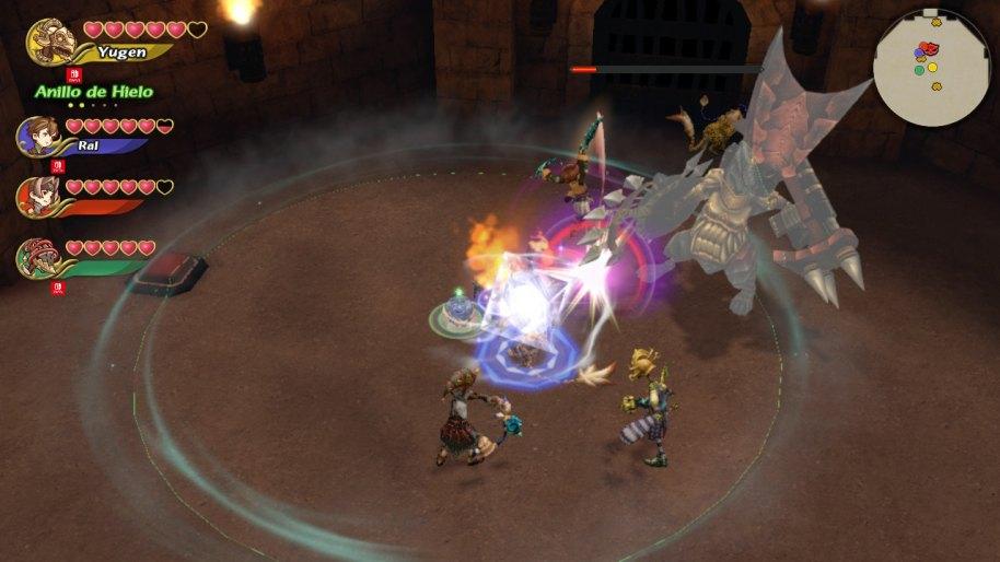 Final Fantasy Crystal Chronicles PS4