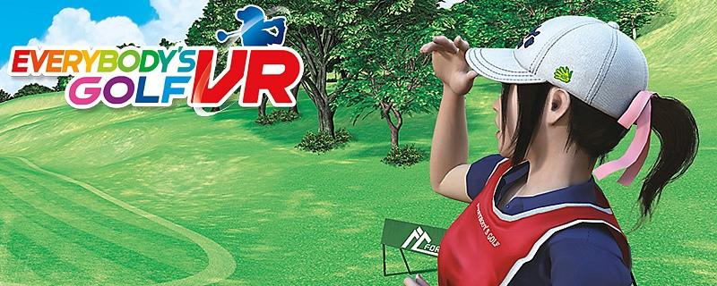 Everybody's Golf VR, golf exclusivo para PSVR