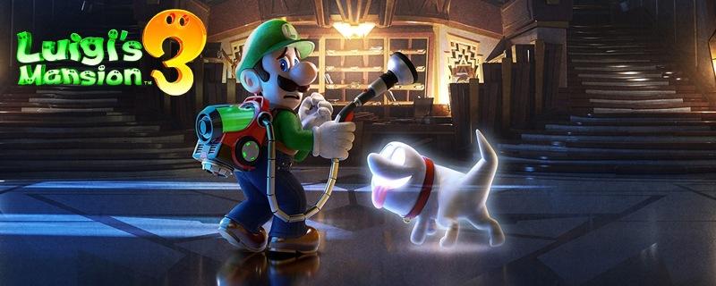 Cazar fantasmas nunca fue tan divertido, ¡Luigi's Mansion 3 es genial!