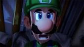 Descubre a fondo la nueva aventura fantasmagórica Luigi's Mansion 3 en este vídeo