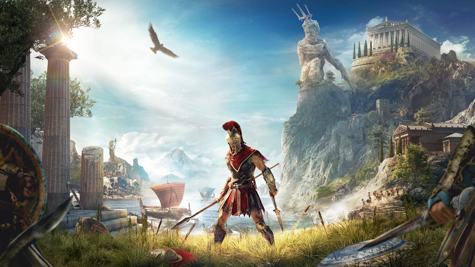 Assassin's Creed Odyssey llegará a Switch... al menos en Japón