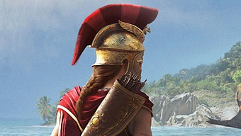 Así se juega Assassin's Creed Odyssey en Nintendo Switch