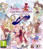 Carátula de Nelke & the Legendary Alchemists - PC