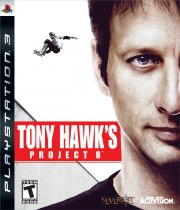 Carátula de Tony Hawk's Project 8 - PS3