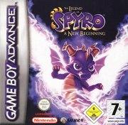 La leyenda de Spyro