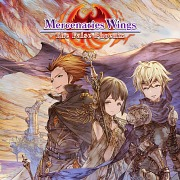 Carátula de Mercenaries Wings - Nintendo Switch