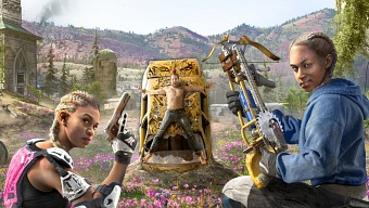 Far Cry: New Dawn, así es el fin del mundo