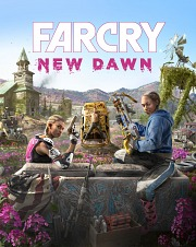 Carátula de Far Cry: New Dawn - PC