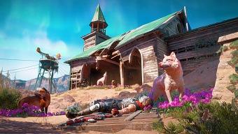 ¿Far Cry New Dawn reciclado de Far Cry 5? Director creativo responde