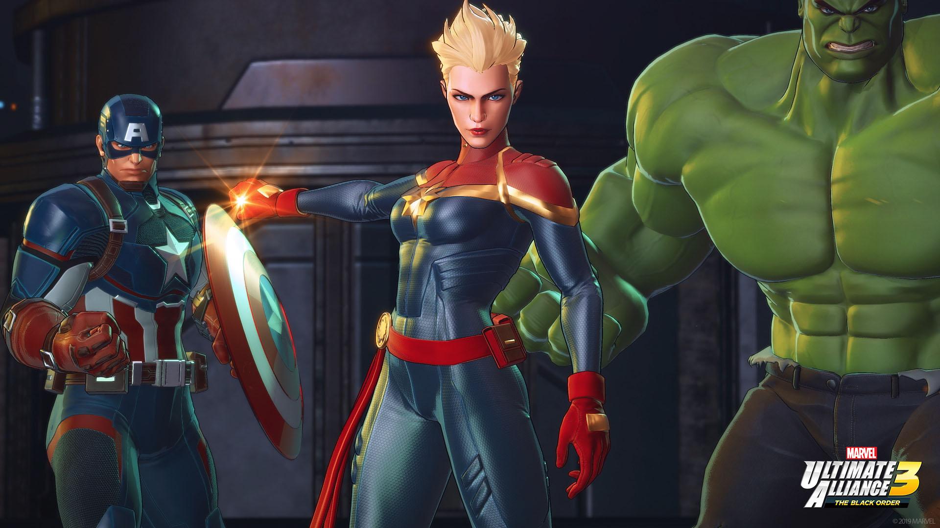 Marvel Ultimate Alliance 3 saldrá en Nintendo Switch el 19 de julio