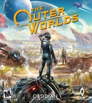 Carátula de The Outer Worlds - PC