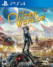 Carátula de The Outer Worlds - PS4