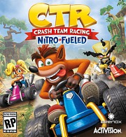 Carátula de Crash Team Racing Nitro-Fueled - Xbox One