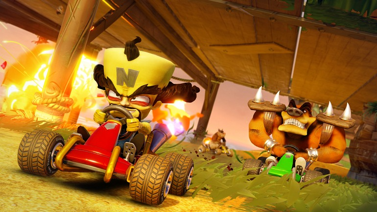 Imagen de Crash Team Racing Nitro-Fueled