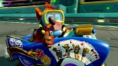 Así se personalizan los karts de Crash Team Racing: Nitro Fueled