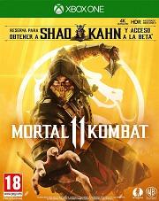 Carátula de Mortal Kombat 11 - Xbox One