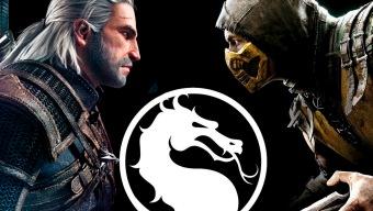 ¿El protagonista de The Witcher en Mortal Kombat 11? Un artista digital sueña con esa posibilidad
