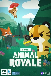 Carátula de Super Animal Royale - PC